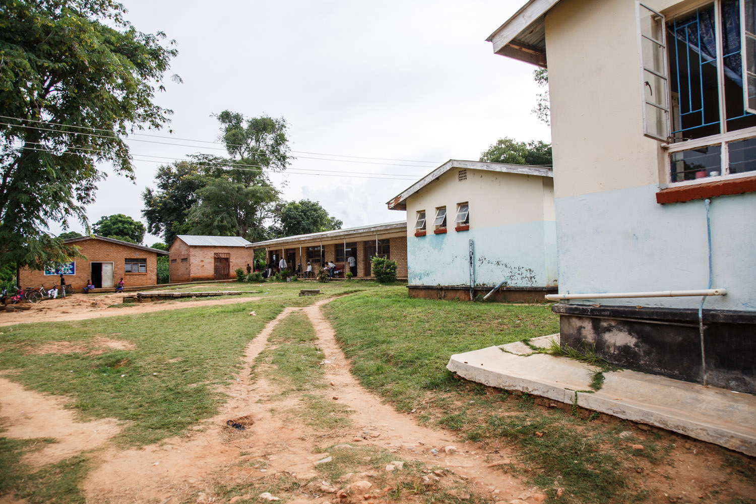 Chintheche Rural Hospital in Nkhata Bay district in North Malawi.