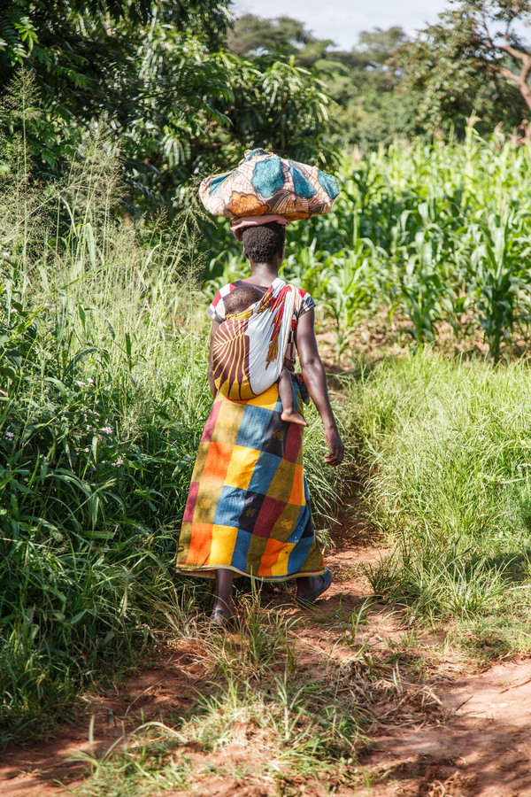 Rural women play a key role in supporting their households in food security, generating income and improving livelihoods.