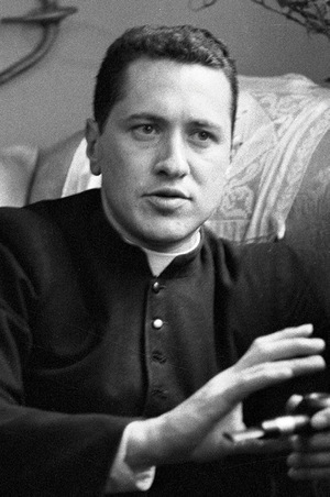 Catholic priest Camilo Torres joined the ELN in 1965. He was to become a leading light.
