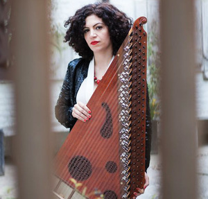 Maya Youssef's life-force response to anguish and destruction.