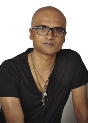 Indian novelist Jeet Thayil.