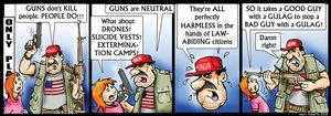 Only Planet - Guns
