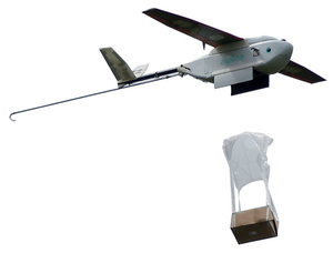 Catch! Will delivery drones really get aid to those who need it most?