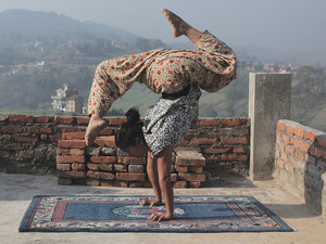 Doing it for themselves – Trafficked circus workers set up their own Circus Kathmandu.