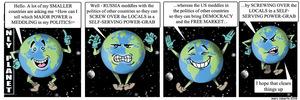 Only Planet - Politics