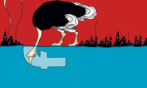 Illustration: Amorim / Cartoon Movement