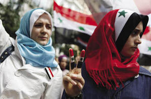 We will remove Bashar Murad Sezer / Reuters