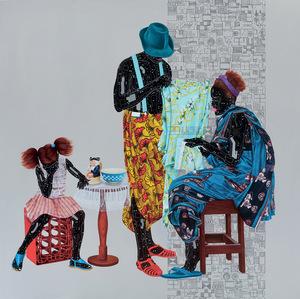 Artist: Eddy Kamuanga Ilunga