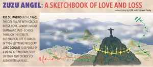 Zuzu Angel: A Sketchbook of Love and Loss