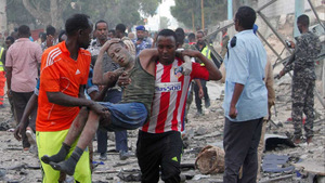 14 October 2017 Mogadishu bombings.