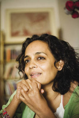 Interview with Arundhati Roy     Stuart Freedman/Panos