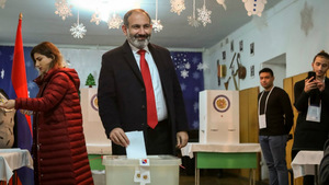 Snap parliamentary elections were held in Armenia on 9 December 2018, as none of the parties in the National Assembly were able to put forward and then elect a candidate for Prime Minister in the two-week period following Nikol Pashinyan's resignation on 16 October 2018.