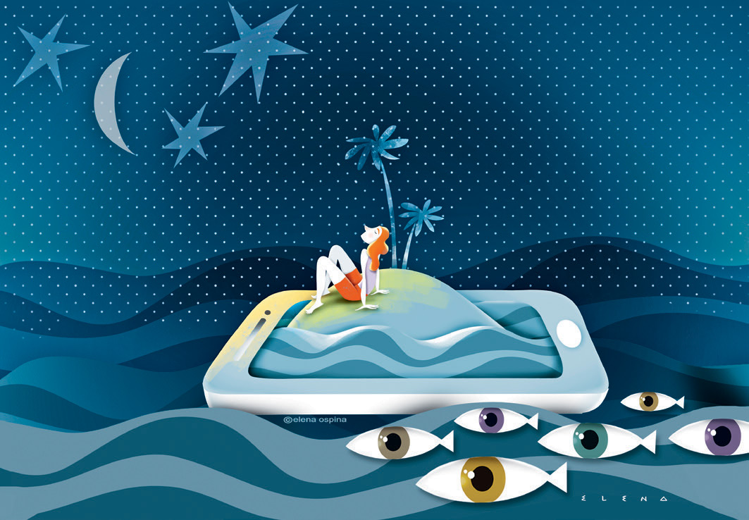 Illustration: Elena Ospina