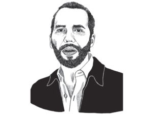 Introducing... Nayib Bukele