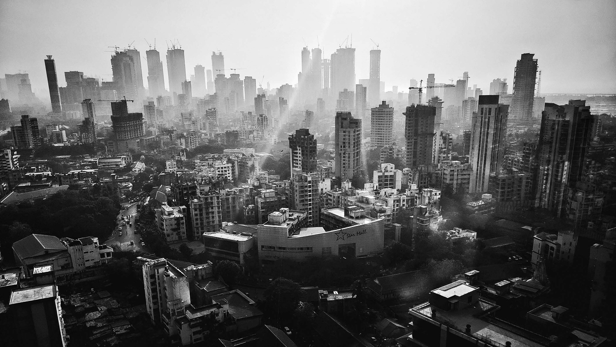 Mumbai is one of the most polluted megacities in the world.