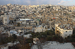 A view of Hebron from the Tel Rumeida quarte.Photo: Fabio Conti