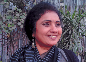 The Interview: Sarojini Nadimpally