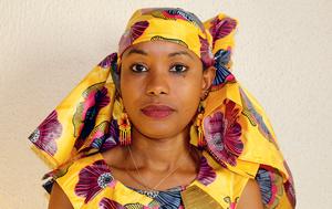 Hindou Oumarou Ibrahim.