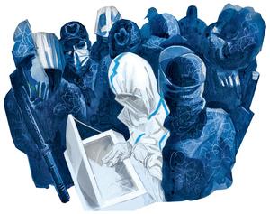 Illustration: Sarah John
