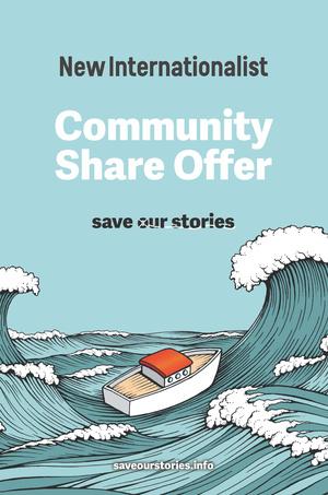 New Internationalist Community Share Offer