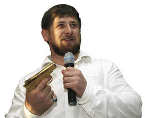 Ramzan Kadyrov AP Photo / Musa Sadulayev
