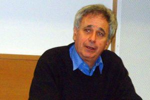 Professor Ilan Pappé.Photo by Wikimedia Commons.