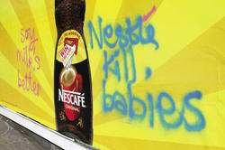 Nestléd in controversy John Birdsall/Press Association Images
