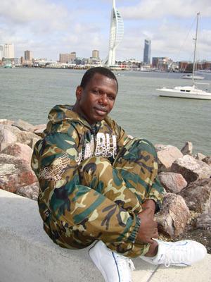 John 'Bosco' Nyombi.