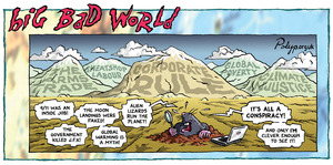 Big Bad World - Conspiracy