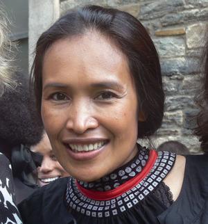 Somaly Mam Photo by ROXANA OLIVERA