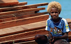 Solomon Islands Photo by Natalie Behring / PANOS