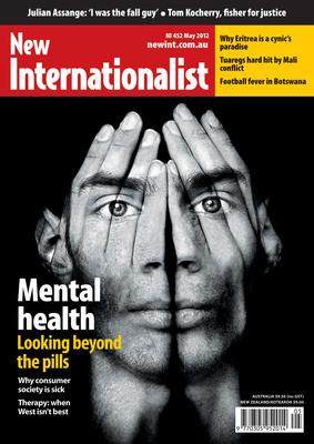 NI 452 - Mental health - May, 2012