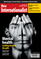 Mental health - May, 2012