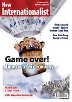 Time for a fair economy - March, 2012