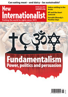 Fundamentalism - Power, politics and persuasion - June, 2015