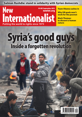 NI 485 - Syria's good guys - Inside a forgotten revolution - September, 2015