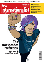 The transgender revolution - October, 2015