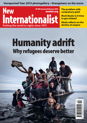 NI 489 - Humanity adrift: why refugees deserve better - January, 2016