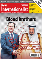 Blood brothers - Saudi Arabia and the West - March, 2016
