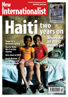 Haiti two years on - January, 2012