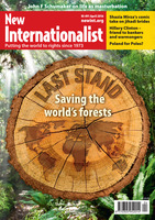 Last stand - Saving the world's forests - April, 2016