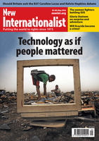 Technology justice - May, 2016
