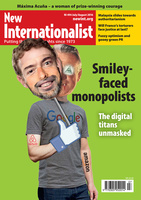 Smiley-faced monopolists - July, 2016