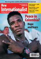 Peace in Colombia? Hope and fears - November, 2016