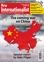 The coming war on China - December, 2016