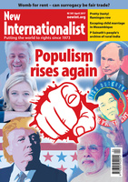 Populism rises again - April, 2017