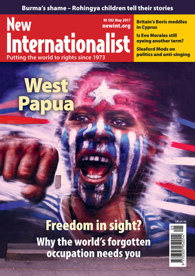 NI 502 - West Papua - Freedom in sight? - May, 2017