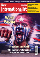 West Papua - Freedom in sight? - May, 2017