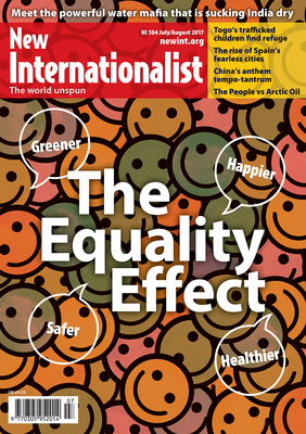 NI 504 - The Equality Effect - July, 2017