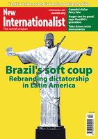 Brazil's soft coup - October, 2017
